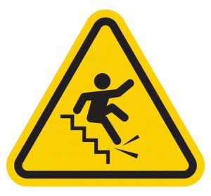 If you have suffered a slip & fall accident, contact us today!