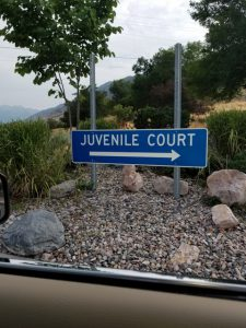 defense of juvenile criminal allegations