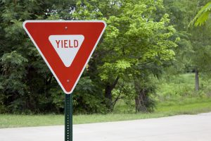 Failure to Yield on Left Turn Accidents